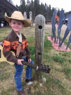 cowboy evenign